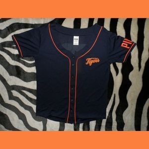 Detroit Tigers Victorias Secret PINK Jersey